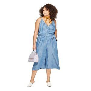 Jumpsuit culottes from target